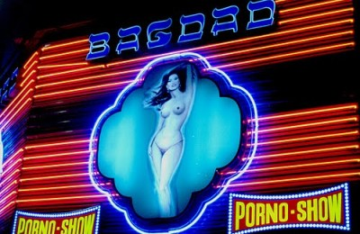 Live sex show in Barcelona